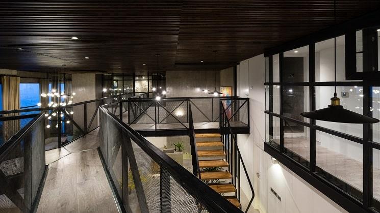 طراحی خانه دوبلکس-1