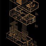 بهترین نقشه های معماری سال 2019-min-j
