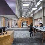 بازسازی کتابخانه دانشگاه سورن 1