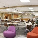 بازسازی کتابخانه دانشگاه سورن 10
