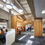بازسازی کتابخانه دانشگاه سورن 6