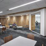 بازسازی کتابخانه دانشگاه سورن 7
