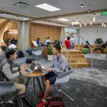 بازسازی کتابخانه دانشگاه سورن 8