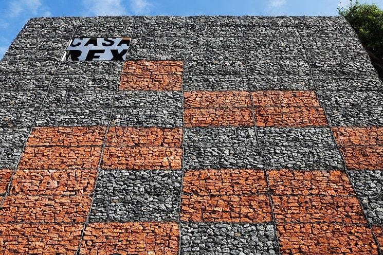 دیوارهای توری گابیون-10