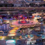 ساعت زمان - جشنواره Diriyah 2019_9