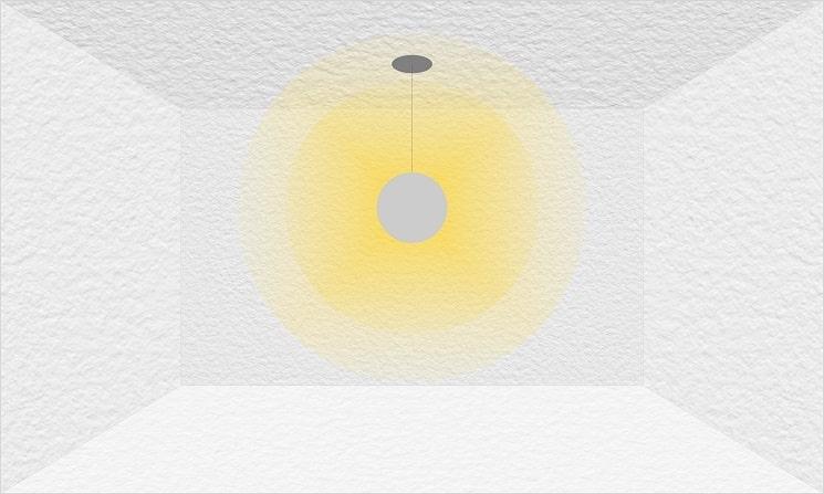 نورپردازی سقفی-1