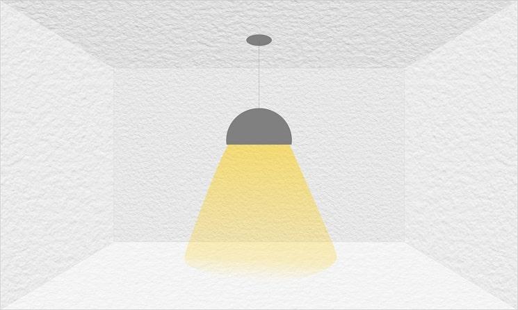 نورپردازی سقفی-2