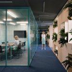 نحوه نورپردازی برای محیط کار-3