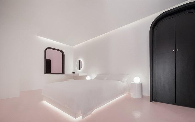 طراحی هتل با فضاهایی مرموز