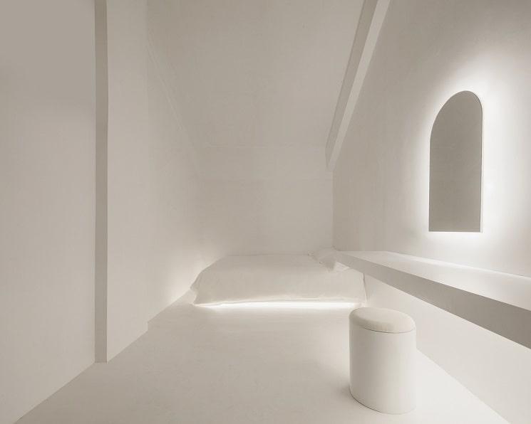 طراحی هتل با فضاهایی مرموز1
