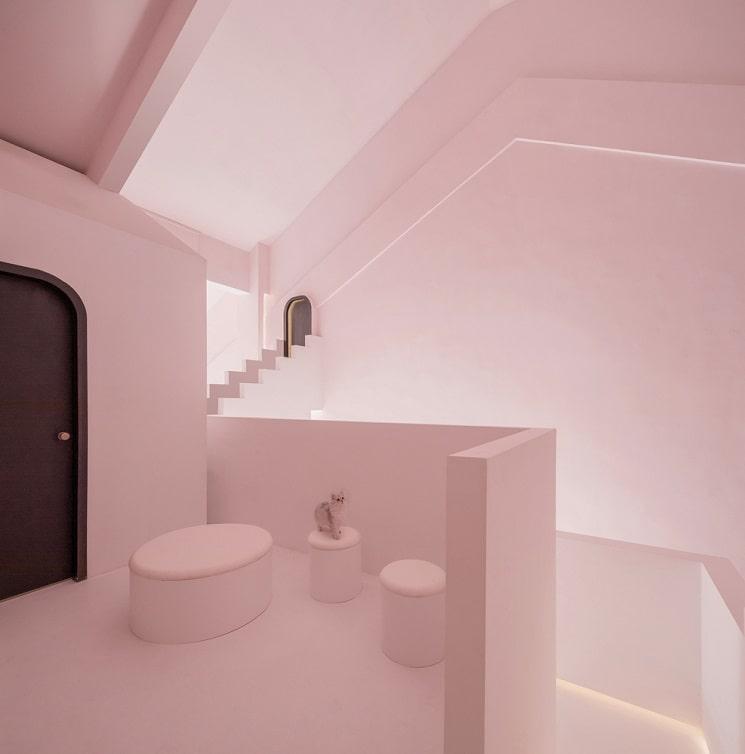 طراحی هتل با فضاهایی مرموز2