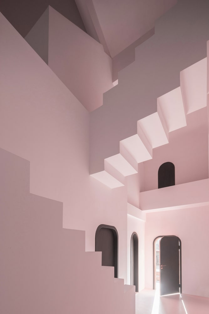 طراحی هتل با فضاهایی مرموز3