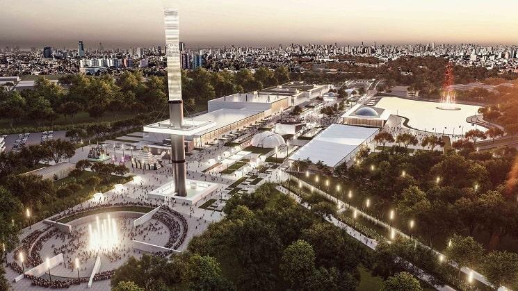 برنده مسابقه بین المللی برای پیشنهاد پل و بلوار بوینوس آیرس میزبان نمایشگاه Expo 2023
