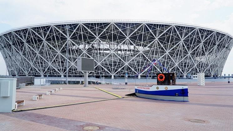 استادیوم فوتبال ولگاگراد-آرنا روسیه4