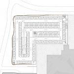 پلان پارکینگ کلینیک های دانشگاه سن لوکس-1