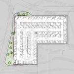 پلان پارکینگ کلینیک های دانشگاه سن لوکس-3
