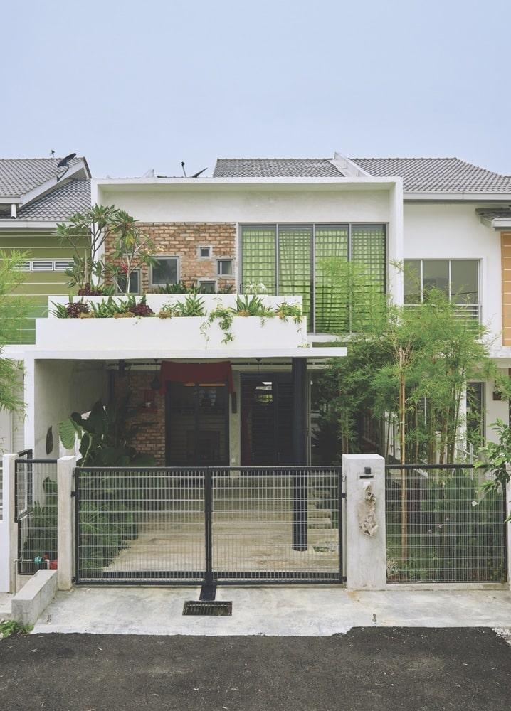 بازسازی تراس خانه 2