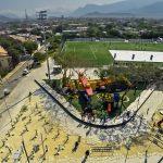 طراحی پارک چند منظوره9