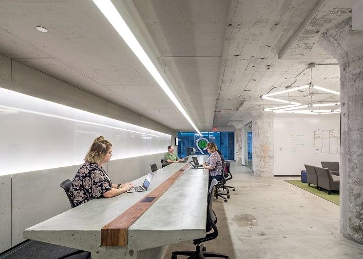 نحوه نورپردازی برای محیط کار-5