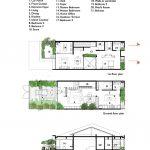 پلان بازسازی تراس خانه 1