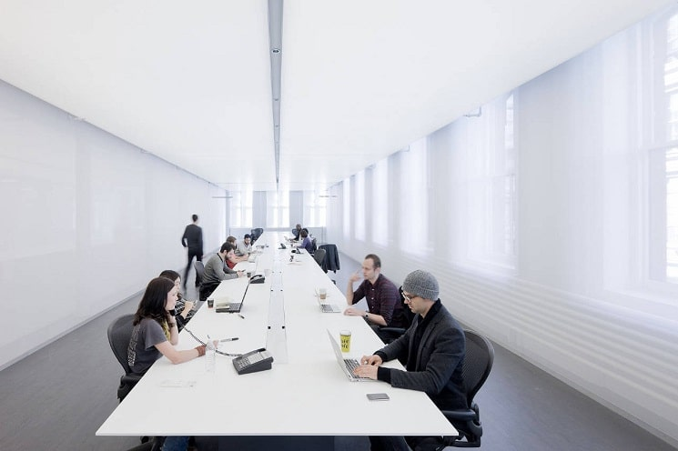 نحوه نورپردازی برای محیط کار-7