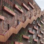 طراحی جالب فضای سبزدرپشت بام ساختمان7