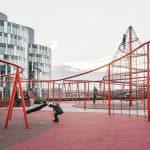 طراحی جالب فضای سبزدرپشت بام ساختمان15