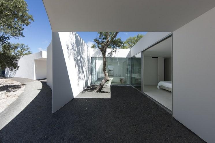خانه در ساحل آلنتجو-4