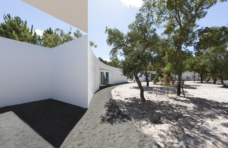 خانه در ساحل آلنتجو-8