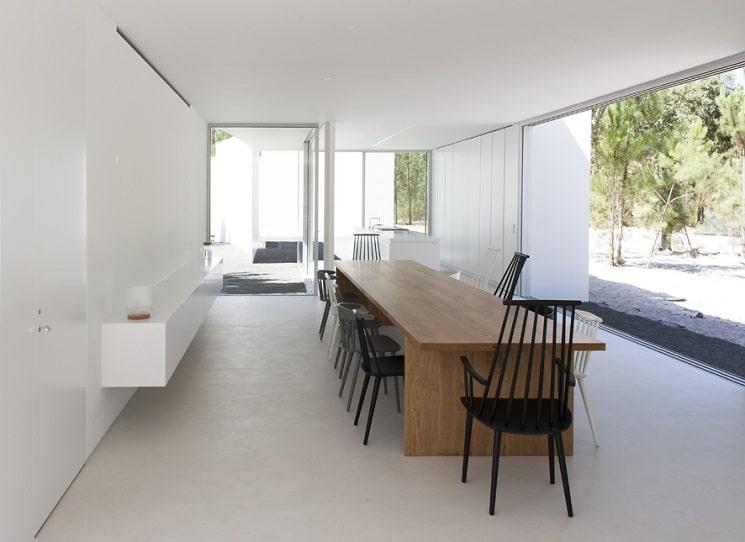 خانه در ساحل آلنتجو-11