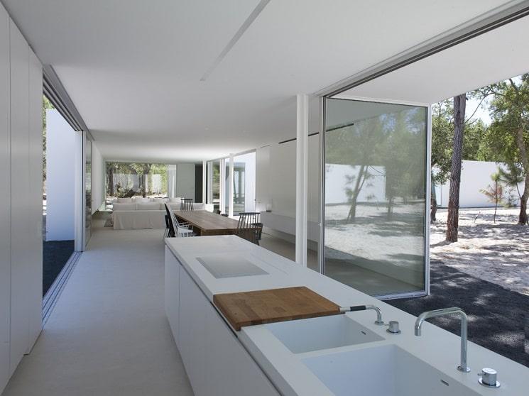 خانه در ساحل آلنتجو-12