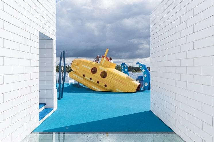 ساختمان لگو(LEGO) در دانمارک-2