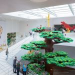 ساختمان لگو(LEGO) در دانمارک-4
