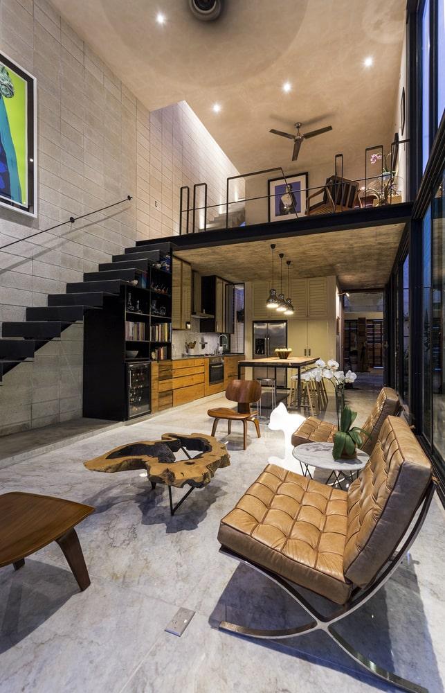 طراحی خانه لوکس -10