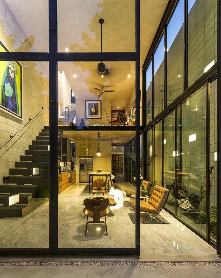 طراحی خانه لوکس -11