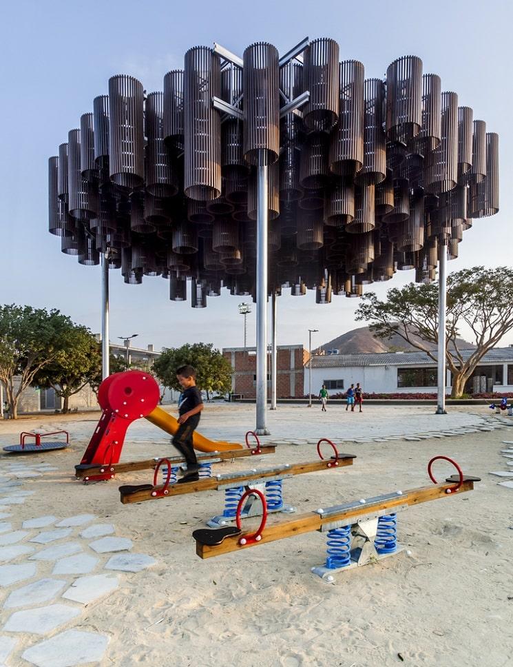 طراحی پارک چند منظوره2