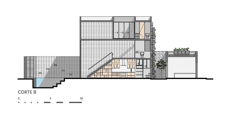 طراحی پلان خانه لوکس -6