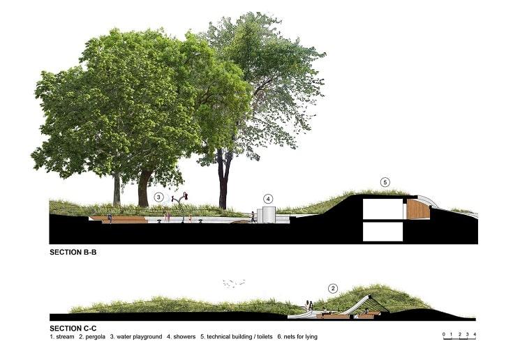 طراحی زمین بازی44