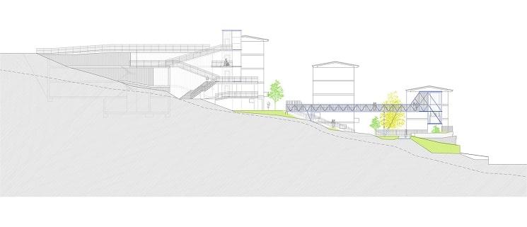 پلان طراحی پارکینگ/پیوند شهری1