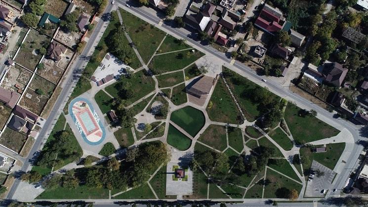 فضاهای عمومی(فضای سبز و پارک)-9