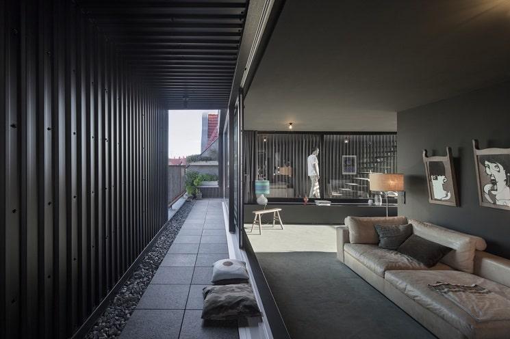 معماری به رنگ سیاه(مشکی)20