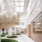 طراحی زمین های(حیاط) مدرسه-