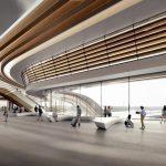 ترمینال جدید راه آهن ریلی بالتیک در الیمیست ، تالین4