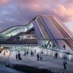 ترمینال جدید راه آهن ریلی بالتیک در الیمیست ، تالین6