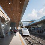ترمینال جدید راه آهن ریلی بالتیک در الیمیست ، تالین7
