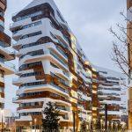 آپارتمان های زندگی شهری-7