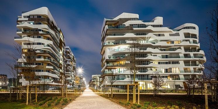 آپارتمان های زندگی شهری-11