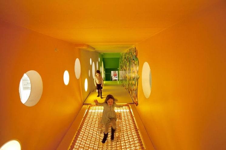 تأثیر رنگ بر معماری-2
