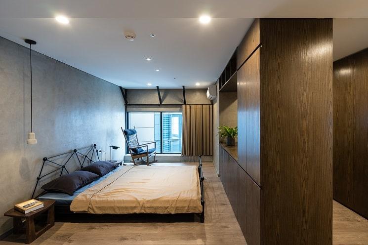 طراحی خانه دوبلکس-اتاق خواب-1