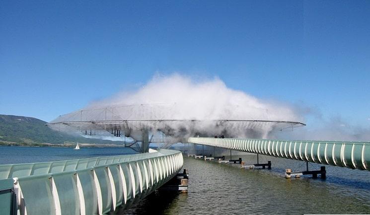 کاربردهای ابتکاری آب در معماری-1